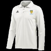 Allenburys & County Hall CC Adidas Elite L/S Playing Shirt