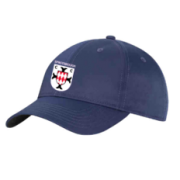 Sprotbrough CC Navy Baseball Cap