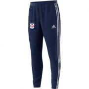 Sprotbrough CC Adidas Navy Training Pants