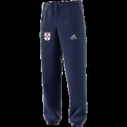 Sprotbrough CC Adidas Navy Sweat Pants