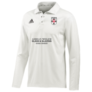 Sprotbrough CC Adidas Elite L/S Playing Shirt