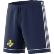 Waleswood Sports CC Adidas Navy Junior Training Shorts