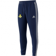 Waleswood Sports CC Adidas Junior Navy Training Pants