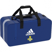 Waleswood Sports CC Blue Training Holdall