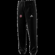 Kirby Muxloe CC Adidas Black Junior Training Shorts