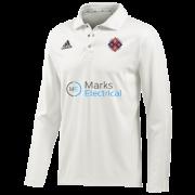 Kirby Muxloe CC Adidas Elite L/S Playing Shirt
