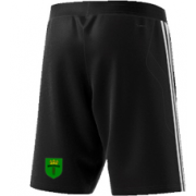 Bronze CC Adidas Black Training Shorts