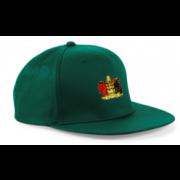 Aberystwyth CC Green Snapback Hat