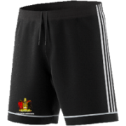 Aberystwyth CC Adidas Black Junior Training Shorts