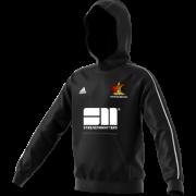 Aberystwyth CC Adidas Black Junior Fleece Hoody