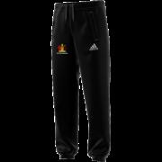 Aberystwyth CC Adidas Black Sweat Pants