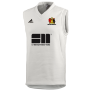 Aberystwyth CC Adidas Junior Playing Sweater