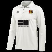 Aberystwyth CC Adidas Elite L/S Playing Shirt