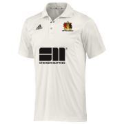 Aberystwyth CC Adidas Elite Junior Playing Shirt