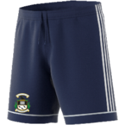 Gowerton CC Adidas Navy Junior Training Shorts