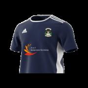 Gowerton CC Adidas Navy Training Jersey