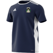 Gowerton CC Adidas Navy Junior Training Jersey