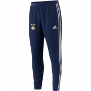 Gowerton CC Adidas Junior Navy Training Pants