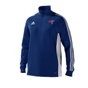 Potters Bar CC Adidas Blue Training Top