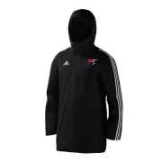 Potters Bar CC Black Adidas Stadium Jacket