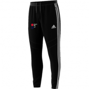 Potters Bar CC Adidas Black Training Pants