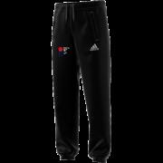 Potters Bar CC Adidas Black Sweat Pants