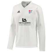 Potters Bar CC Adidas L/S Playing Sweater