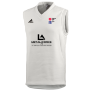 Potters Bar CC Adidas S/L Playing Sweater