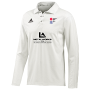 Potters Bar CC Adidas Elite L/S Playing Shirt