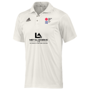 Potters Bar CC Adidas Elite S/S Playing Shirt