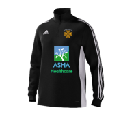 Alfreton CC Adidas Black Training Top