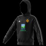 Alfreton CC Adidas Black Junior Hoody