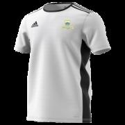 Shotley Bridge CC Adidas White Training Jersey