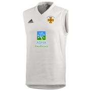 Alfreton CC Adidas S/L Playing Sweater