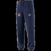 Peterlee CC Adidas Navy Sweat Pants