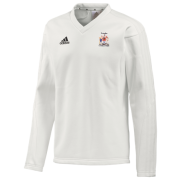 Peterlee CC Adidas L/S Playing Sweater