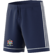 Hadleigh CC Adidas Navy Junior Training Shorts