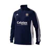 Hadleigh CC Adidas Navy Junior Training Top
