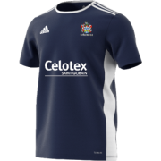 Hadleigh CC Adidas Navy Training Jersey