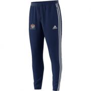Hadleigh CC Adidas Navy Training Pants