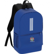 Hadleigh CC Blue Training Backpack