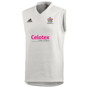 Hadleigh CC Adidas Junior Playing Sweater