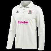 Hadleigh CC Adidas Elite L/S Playing Shirt