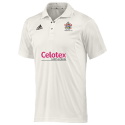 Hadleigh CC Adidas Elite Junior Playing Shirt