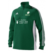 Ash CC Adidas Green Training Top