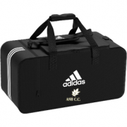 Ash CC Black Training Holdall