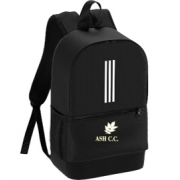 Ash CC Black Training Backpack