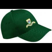 Shotley Bridge CC Green Baseball Cap