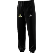 Shotley Bridge CC Adidas Black Sweat Pants