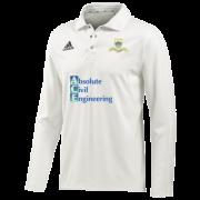 Shotley Bridge CC Adidas Elite L/S Playing Shirt